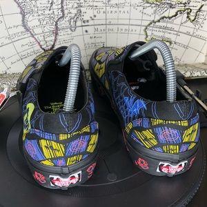 Vans Shoes - Vans oogie boogie slip on nightmare before Xmas